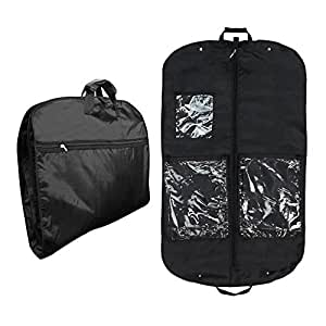 Juego de 3 bolsas de viaje para ropa. Con capacidad para 2 trajes, 2 camisas y accesorios.