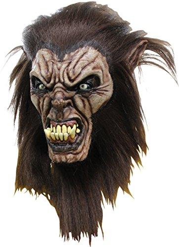 Mask Head Werewolf