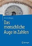 Book cover image for Das menschliche Auge in Zahlen (German Edition)