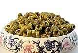 OUZ123 Huo Shan Maple Bucket Dendrobium Candidum Feng Dou Shi Hu 霍山枫斗石斛 100g/3.5oz 3-year