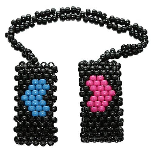 Kandi Gear - Kandi Cuffs, Kandi Bracelets, Beaded Cuffs, Rave Cuffs, Festival Cuffs (Multi1)