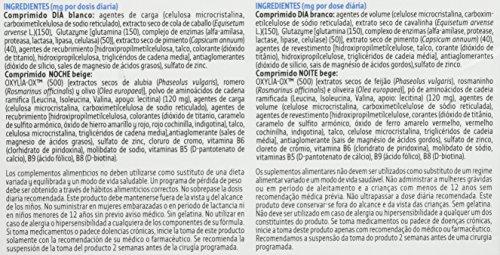 TURBOSLIM CRONOACTIVE FORTE MEN 28 COMP: Amazon.es: Salud y cuidado personal