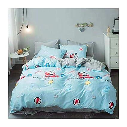 Most Comfortable Bedding Sets.Amazon Com Kfz Bed Set Bedding Set Cotton Fleece Duvet