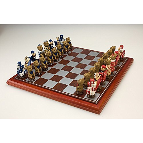 Bear Chess Set - 1