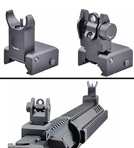 Ultimate Arms Gear Tactical Aluminum Automatic Deploy Weaver Picatinny Rail R.. 10