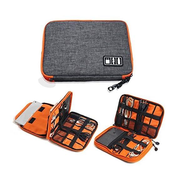 AlexVyan - Shock Proof External Hard Disk Case Protector for WD My Passport 1TB Portable External Hard Drive (1TB,2TB