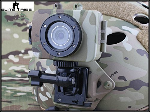 Military Airsoft Tactical Recorder Multicam