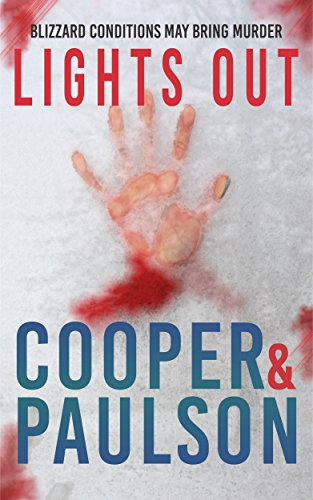Lights Out by [Paulson, B.R., Cooper, Jill]