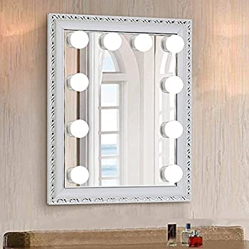 makeup mirror lighting fixtures. interesting makeup chende hollywood style led vanity mirror lights kit with dimmable light  bulbs lighting fixture strip intended makeup fixtures e
