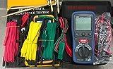Original CEM DT-5300 Industrial Digital Earth Ground Resistance Tester Ohm DC/AC Volt Meter