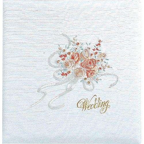 Kokuyoa-LW51-6 Joyner album for wedding (L size) Dream Flower - Bouquet screw type (japan - Japan Bouquet