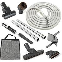 50ft Ultimate Central Vacuum Garage Kit