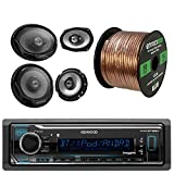 Best Kenwood Car Door Speakers - Kenwood KMM-BT322U Single DIN Bluetooth Stereo, Cd Receiver Review