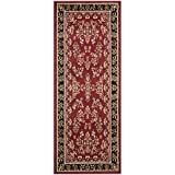 Cheap Safavieh Lyndhurst Collection LNH331B Traditional Oriental Red and Black Area Rug (2'3″ x 4′)