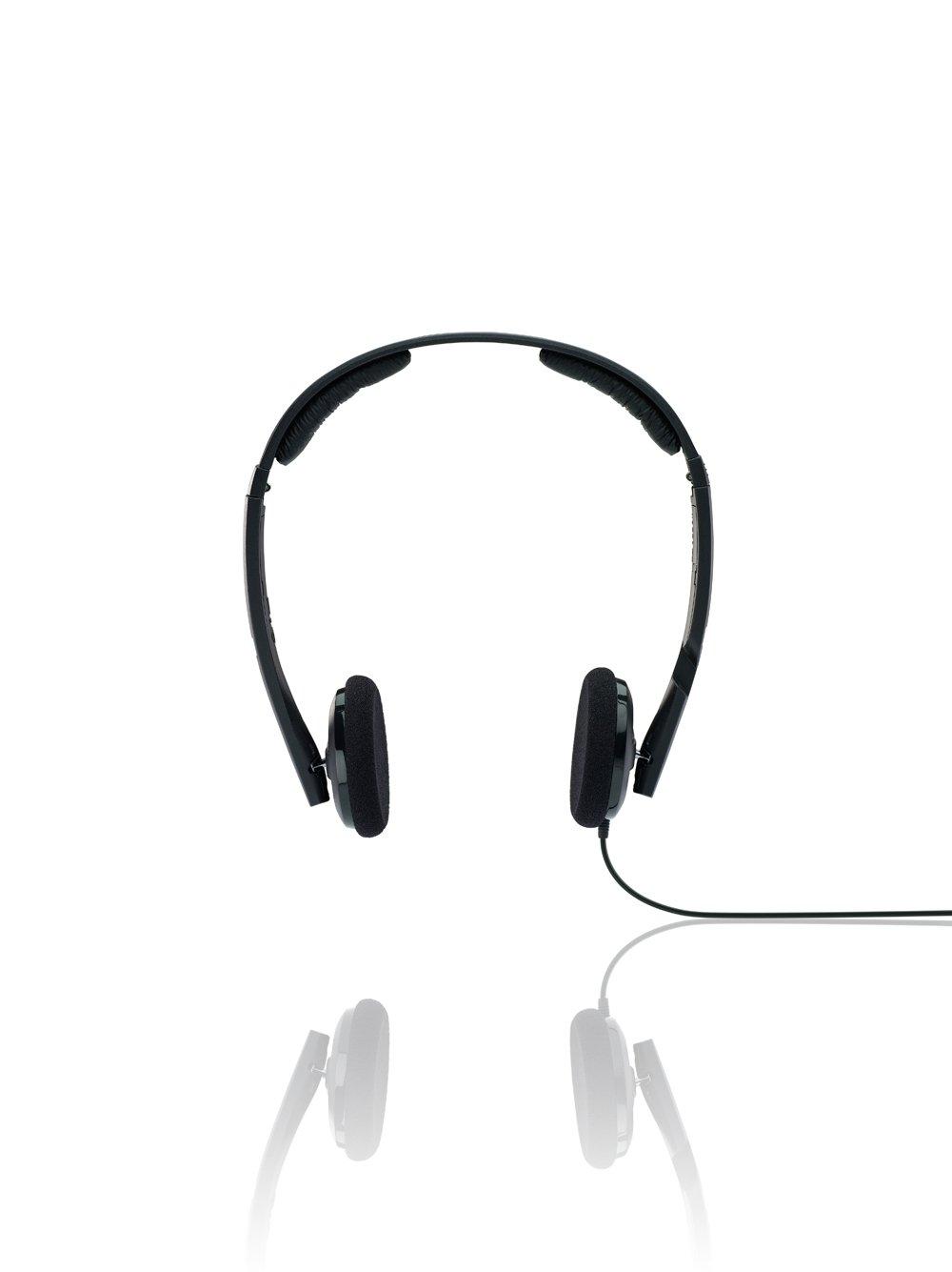 Sennheiser PX 100-II On Ear Miniheadphone (Black) by Sennheiser