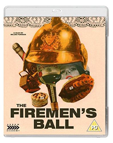 The Firemens Ball [Dual Format Blu-ray + DVD] [Region Free] ()