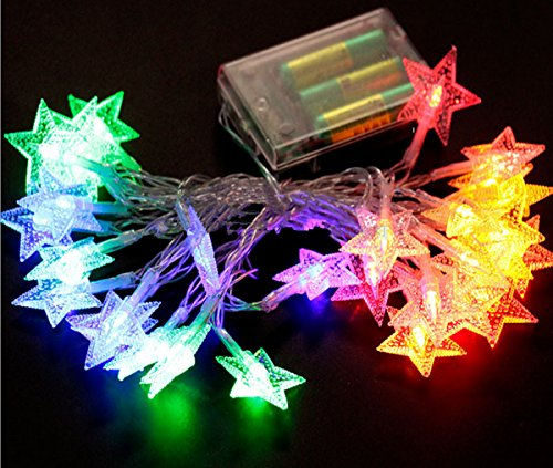 Star Lanterns With Led Lights in Florida - 9