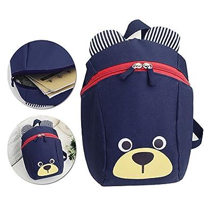 ce7f162c1b3c 3D Cartoon Kids Harness Backpack