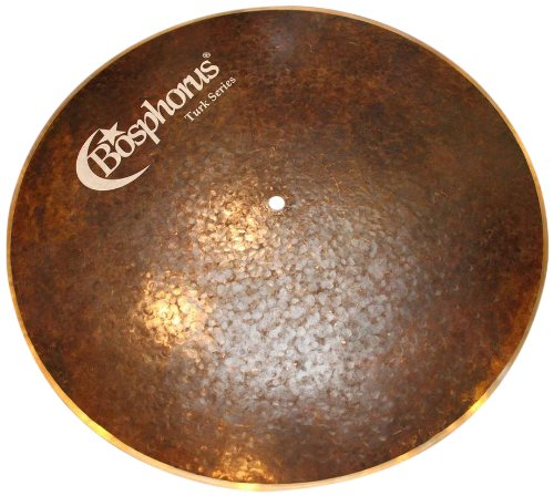 Bosphorus Cymbals K24FR 24-Inch Turk Series Flat Ride Cymbal by Bosphorus Cymbals