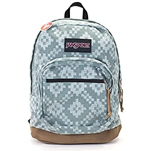 Jansport Right Pack backpack (Frost Teal Diamond Fade)