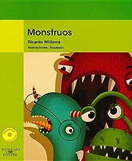 Monstruos (Spanish Edition)
