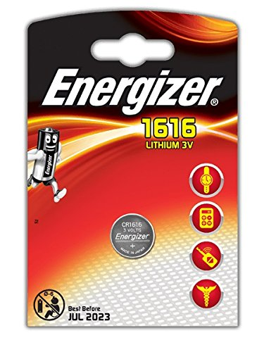 Energizer CR1616 Lithium Coin Battery
