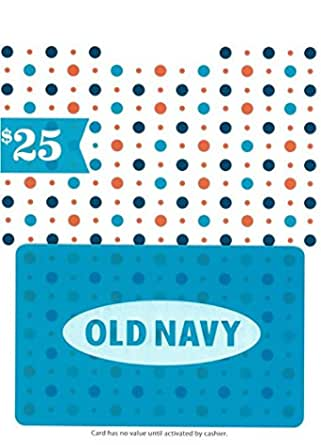 Old Navy Gift Card