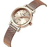 New Women Watches Quartz-watch Dress Ladies Watch Women Relojes Mujer Classic Retro Stainless Straps