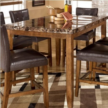 Lacey RECT Dining Room Counter Table