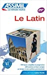 Le Latin ; Livre par Ducos-Filippi