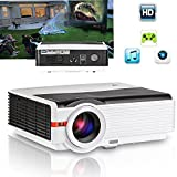HD Projector 4200 Luminous Efficiency with 200