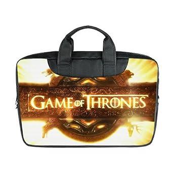 Portátil ordenador portátil Bolso personalizado juego de tronos Durable alta calidad Laptop Bag Funda para MacBook