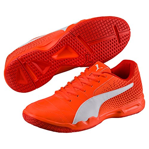 shocking Veloz cherry Orange white Orange Multisport Ng Chaussures Indoor Tomato Mixte Adulte Puma qZ8dP8