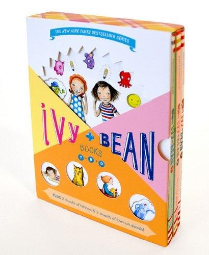 By Annie Barrows - Ivy & Bean, Books 7-9 (Ivy and Bean) (Reprint) (8/25/13) ebook