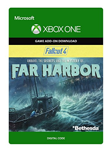 Fallout 4: Far Harbor - Xbox One Digital Code by Bethesda