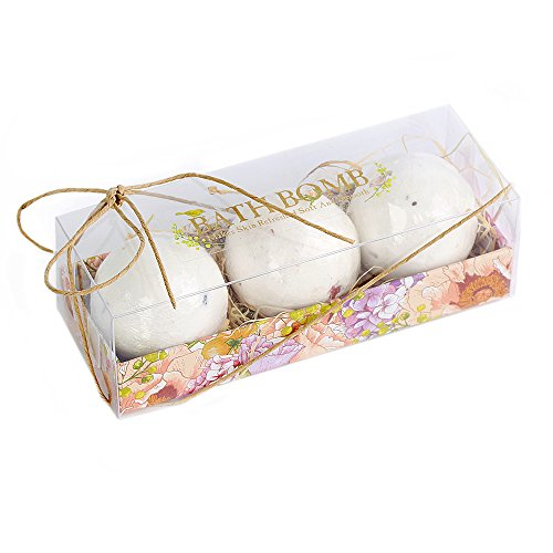 Price comparison product image Nynoi bath bombs for kids organic kit surprises Organic Great Gift 45g Bubble Shower Soft Enjoy New Arrival 3 pcs