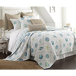 51ujKUUl2%2BL._SS300_ Coastal Bedding Sets & Beach Bedding Sets