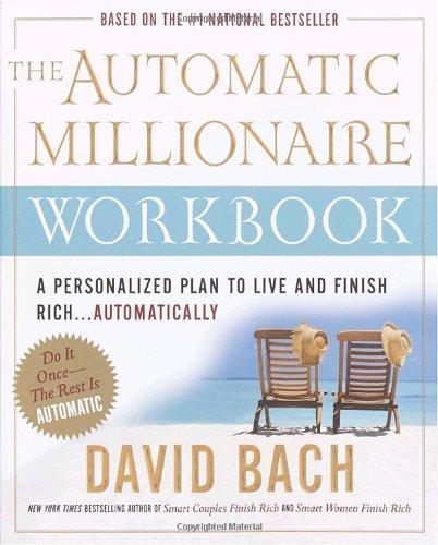 Automatic Millionaire Workbook Personalized Automatically