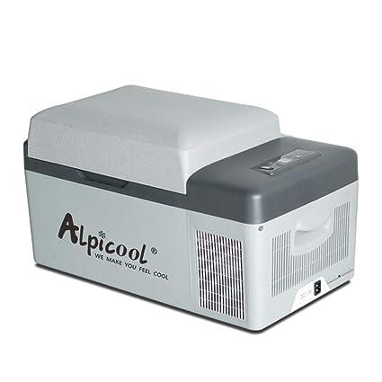Amazon.es: CHUANGSHIJI PortáTil Refrigerador del Coche/Congelador ...