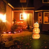 "Christmas Lantern Pumpkin Light - Jushye 15"" Halloween Props Pumpkin Light Halloween AC Light Pumpkin Lamp Halloween Decoration Hard Plastic Lantern Lamp For Christmas Party"