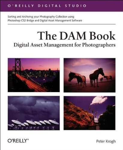 The DAM Book: Digital Asset Management for Photographers-cover