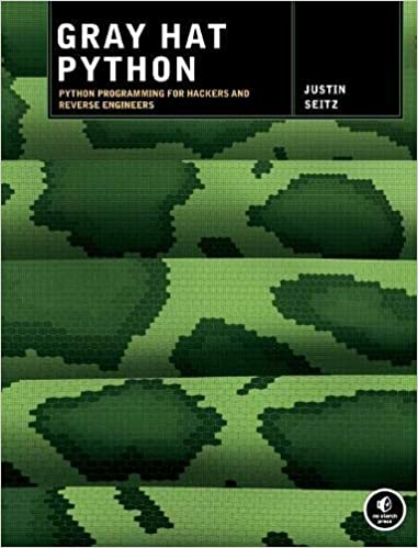 Gray Hat Python Python Programming for Hackers and Reverse Engineers