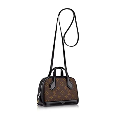 33cc302556 Louis Vuitton Monogram Nano Dora Shoulder Cross Body Handbag M41697 Made in  France  Amazon.co.uk  Shoes   Bags