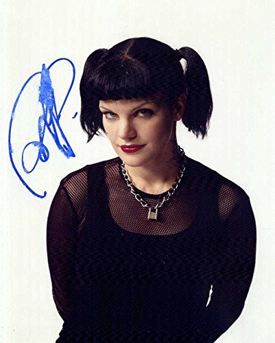 Pauley Perrette NCIS* In Person Autographed Photo by Ed Bedrick Autographs
