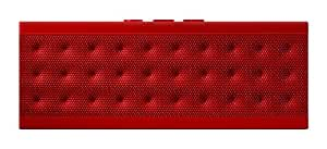 Jawbone JBE02-UK - Altavoz transportable en forma de ladrillo, color rojo