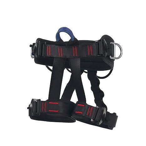 Arnés de escalada, arnés de escalada ligero, protege el arnés de ...