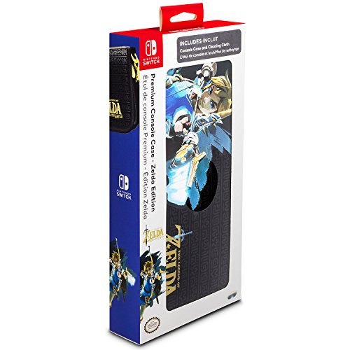 Nintendo Switch Premium Console Case Zelda product image