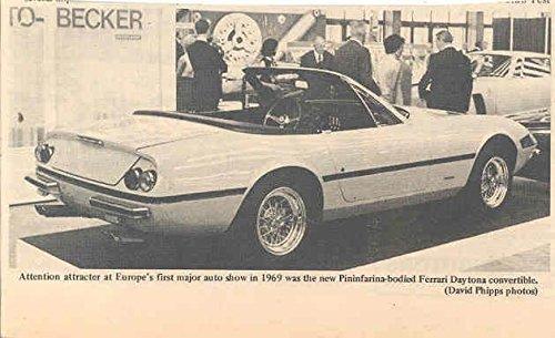 1969 Ferrari - 7