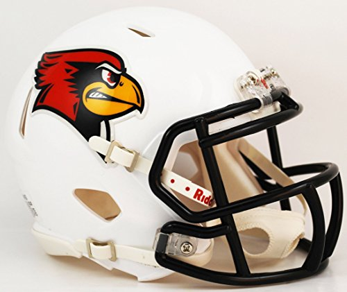 Riddell ILLINOIS STATE REDBIRDS NCAA Revolution SPEED Mini Football Helmet