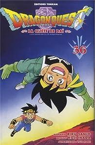 Dragon quest - La quête de Dai, tome 36 par Riku Sanjô